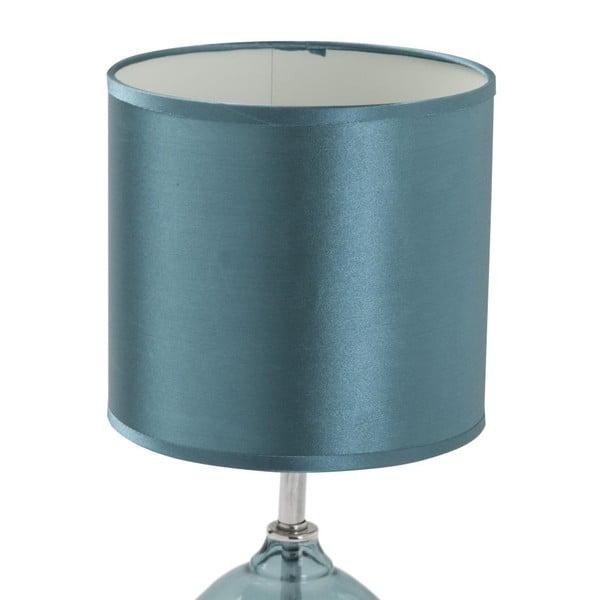 Stolní lampa Comodino Aqua, 32,5x15x15 cm