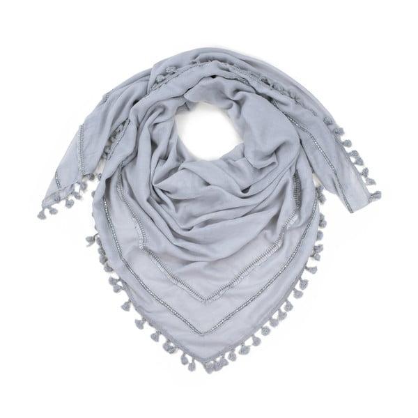 Světle modrý šátek Hola