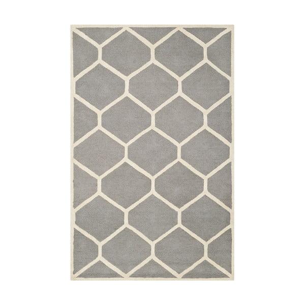 Vlněný koberec Lulu, 152x243 cm