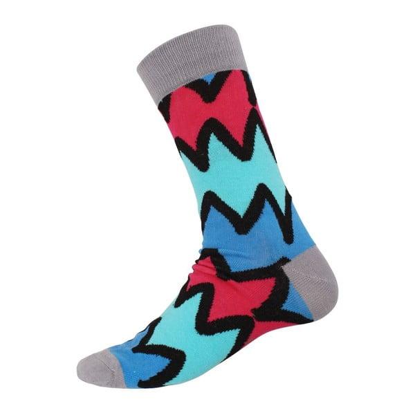 Ponožky Mix Grey, velikost 40-44