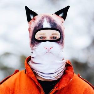 Cagulă Beardo Angry Cat