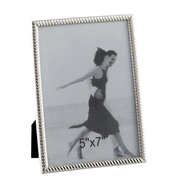 Fotorám s kovovým rámečkem Moderna, 13x18 cm
