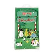 Set pentru decorarea tortului de Crăciun Rex London Wonderland
