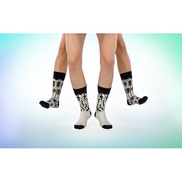 Ponožky Ballonet Socks Forest, velikost36–40