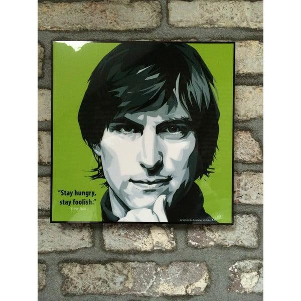 Obraz Steve Jobs - Stay Hungry