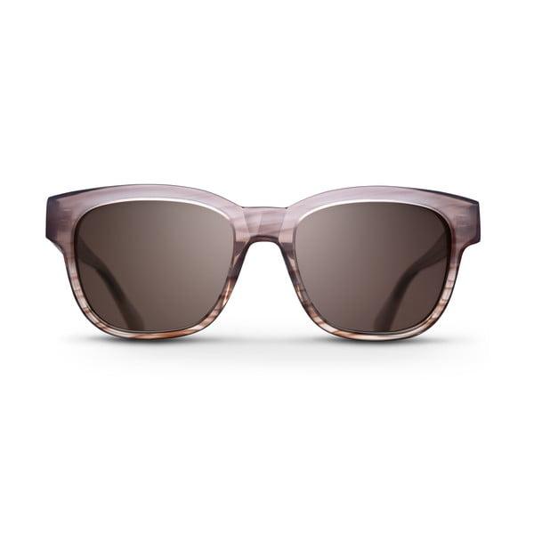 Unisex sluneční brýle s hnědými obroučkami  Triwa Desert Fade Clyde