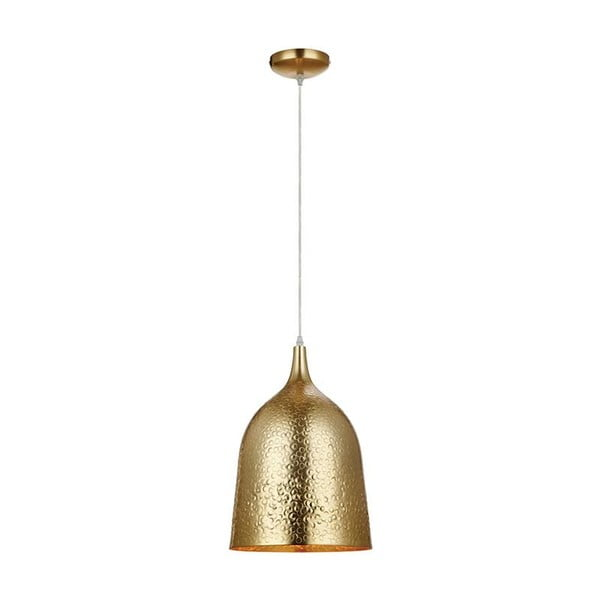 Zlaté závěsné světlo Markslöjd Bongo