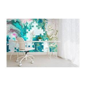 Velkoformátová nástěnná tapeta Vavex Puzzle, 368 x 280 cm