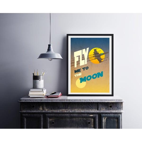 Poster Blue-Shaker Star Wars 79, 30 x 40 cm