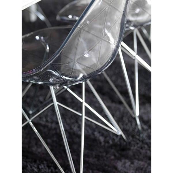 1 židle Charm Chrome