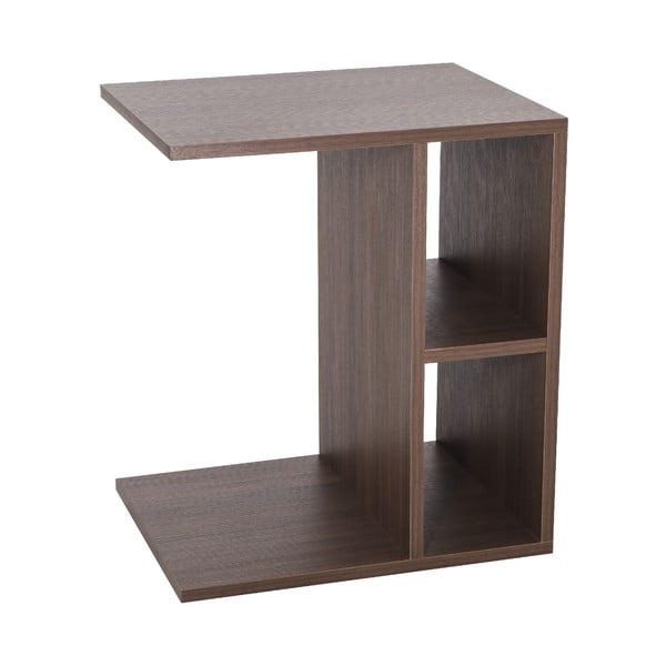 Multifunkční konferenční stolek Papatya Walnut