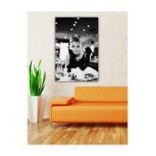 Obraz Audrey Hepburn II, 60x40 cm