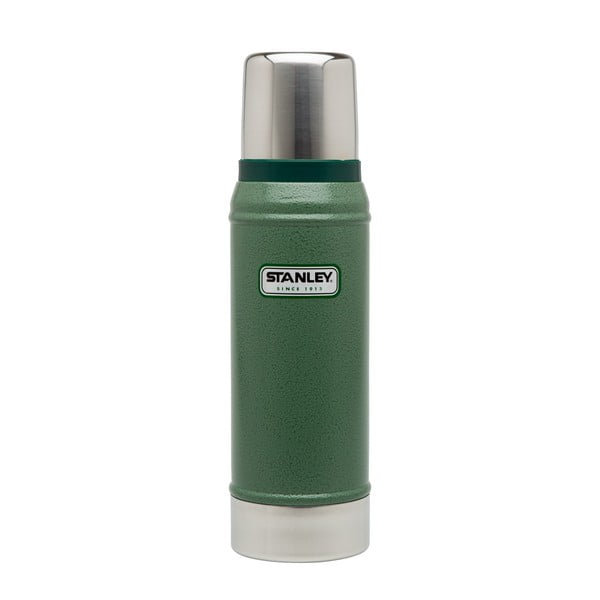 Zelená termoska Stanley Classic,700l