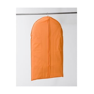 Textilní závěsný obal na šaty Compactor Garment Orange, 100 cm