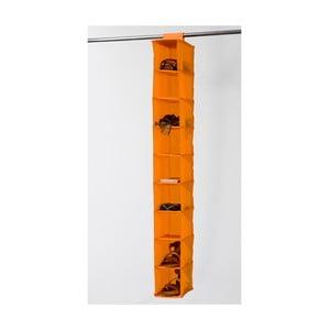 Organizator compartimentat suspendat Compactor Orange 9 Rack