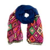 Šátek Aztec Blue