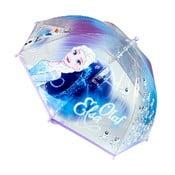 Dětský transparentní deštník Olaf