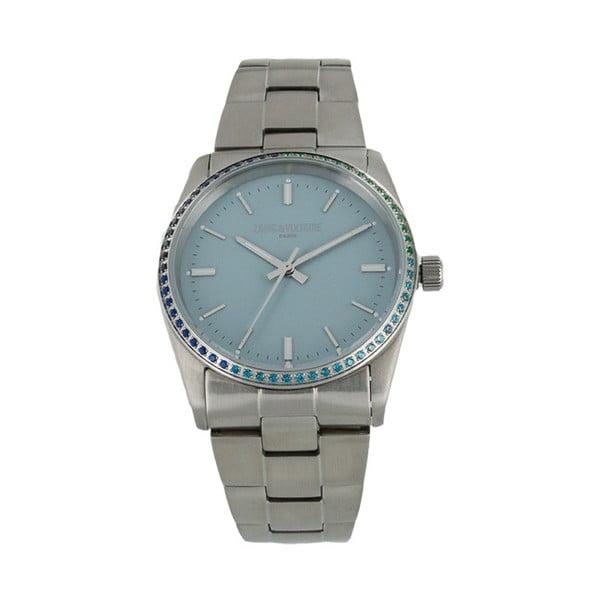 Unisex hodinky ve stříbrné barvě Zadig & Voltaire Sea Breeze