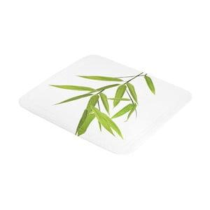 Koupelnová předložka Bamboo Green, 55x55 cm