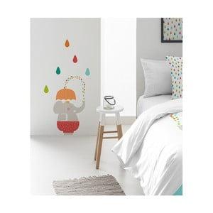 Nástěnná nalepovací dekorace Pooch Umbrella, 30x42cm