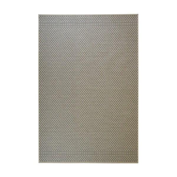 Šedý venkovní koberec Floorita Pallino, 194 x 290 cm