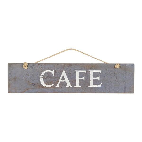 Nástěnná dekorace Cafe Plage