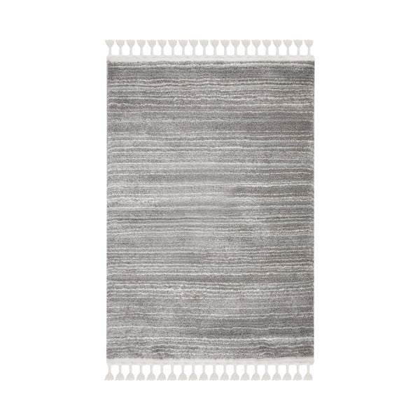 Covor Flair Rugs Holland, 80 x 150 cm, gri - crem