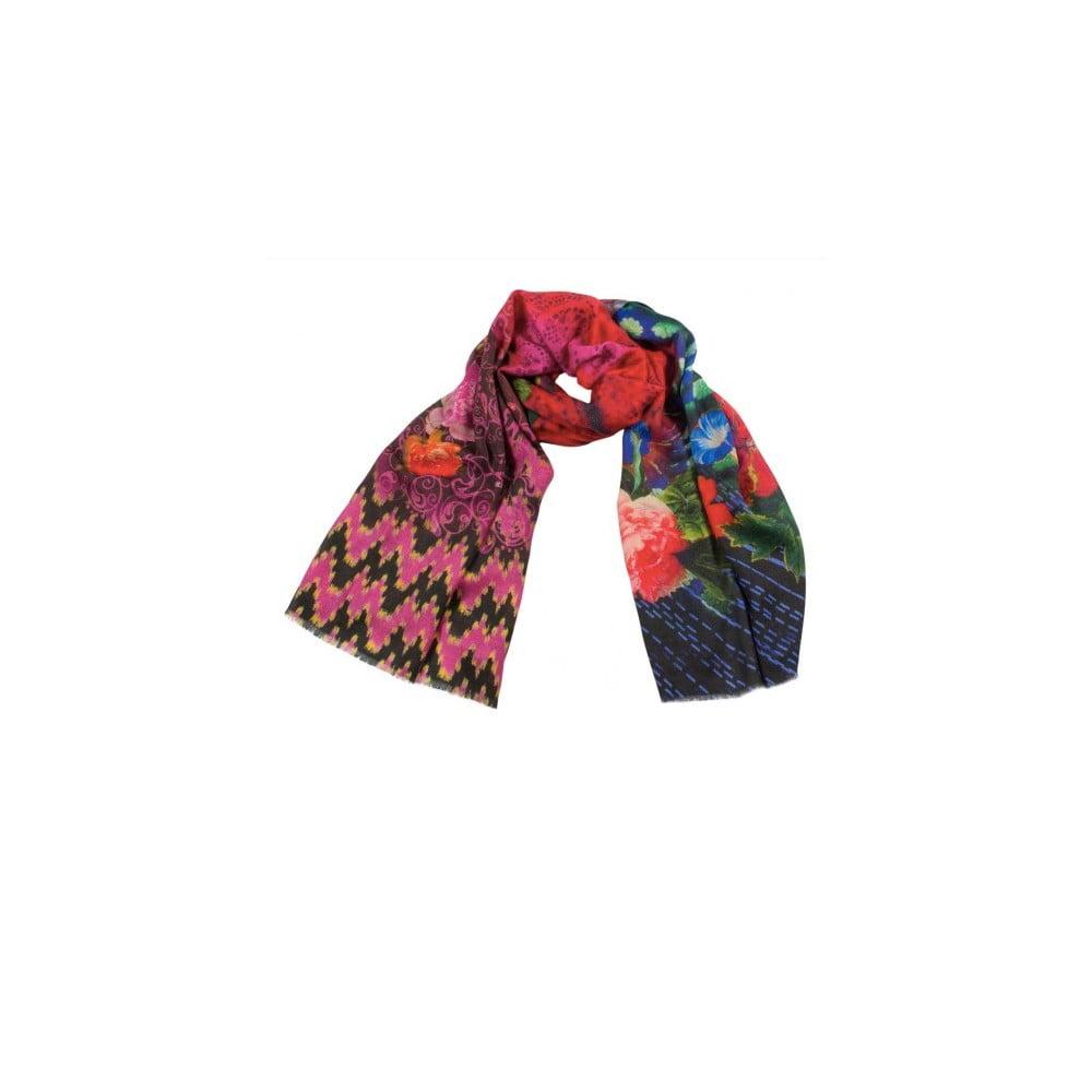 3dd036a94aa Kašmírový šátek Shirin Sehan Valeria
