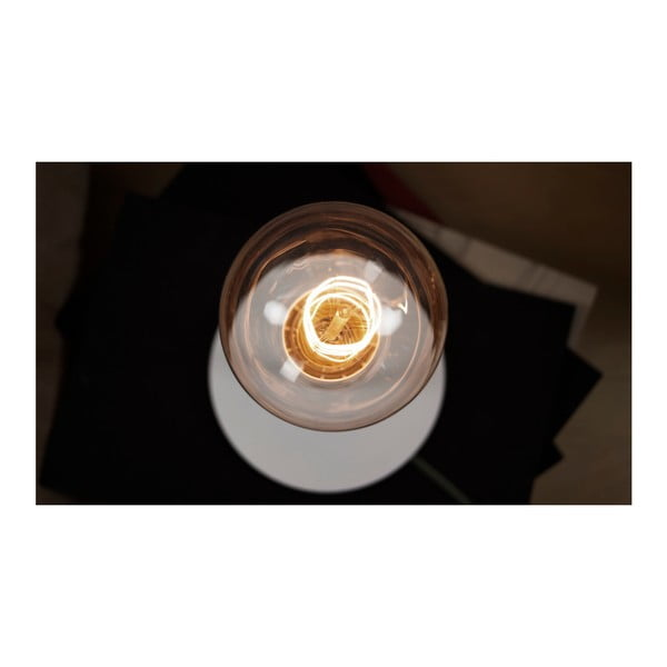 Veioză Bulb Attack Uno Basic, alb