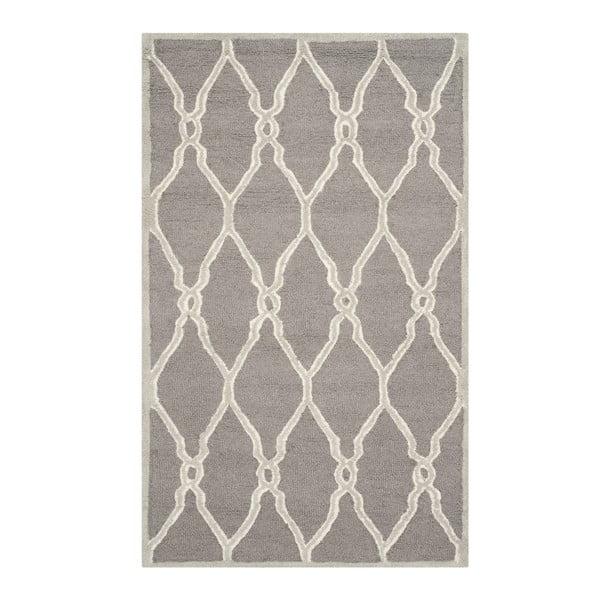 Vlnený koberec Augusta, 121×182 cm