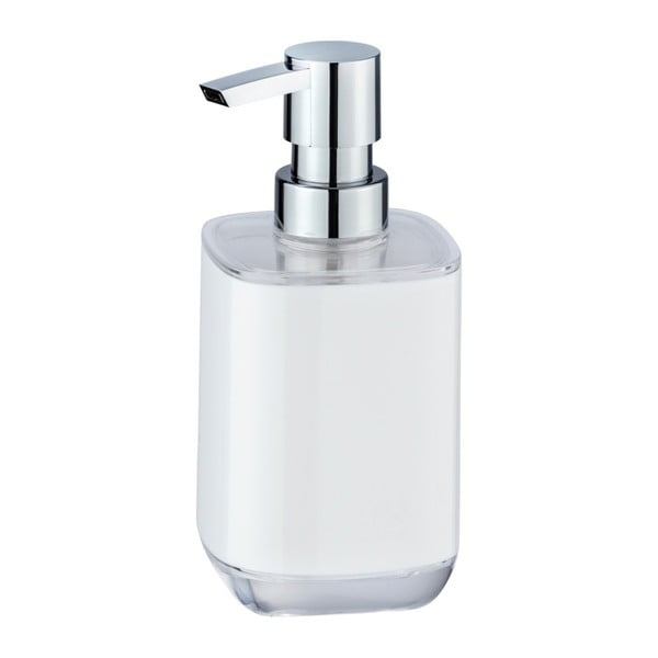 Bílý dávkovač na mýdlo Wenko Masone