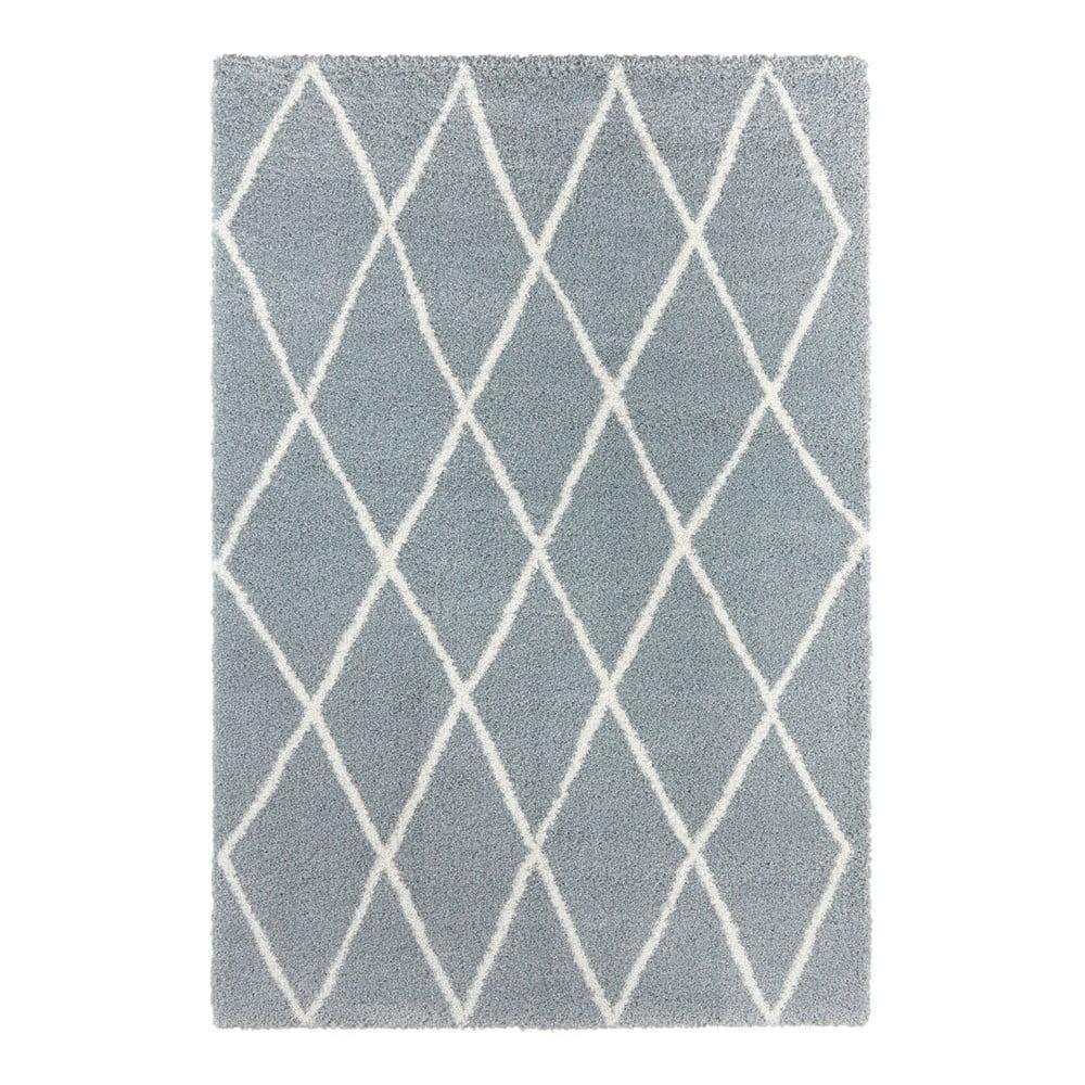 Modrý koberec Elle Decor Passion Abbeville, 160 x 230 cm