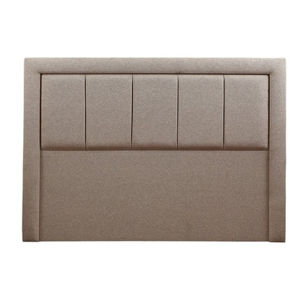 Čelo postele Perla Lux Light Brown, 120x120 cm