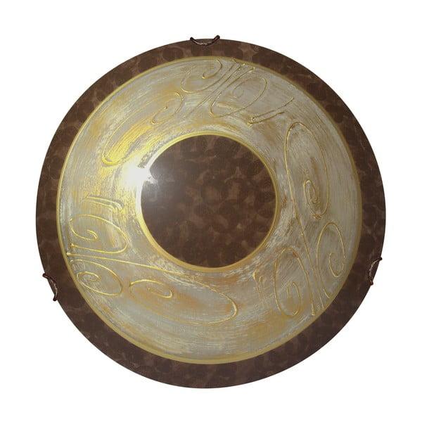 Ručně malované stropní/nástěnné světlo Messina, 50 cm