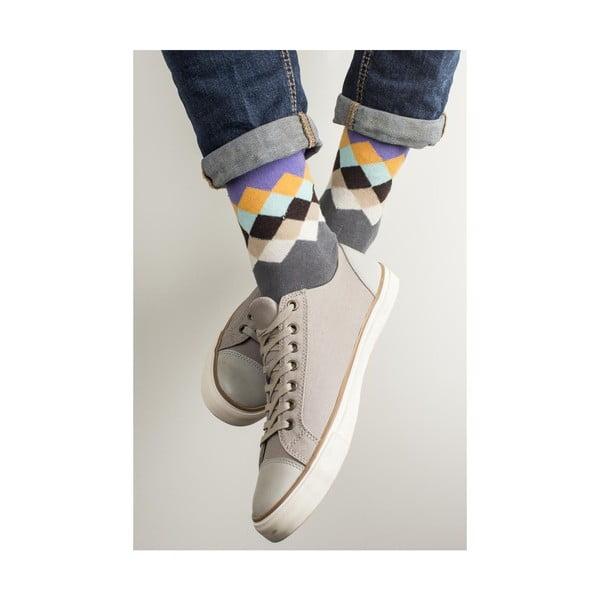 Unisex ponožky Funky Steps Samba, velikost39/45