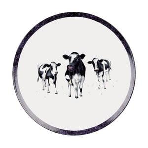 Talíř z kostního porcelánu Ashdene Dairy Belles, ⌀27cm
