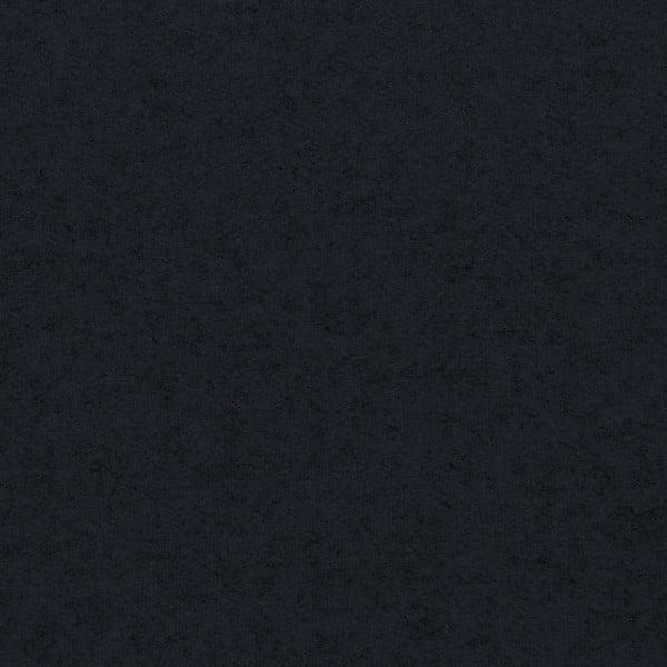 Černá trojmístná pohovka Vivonita Cloud, pravý roh