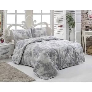 Cuvertură matalasată pentru pat matrimonial Xen, 195x215 cm