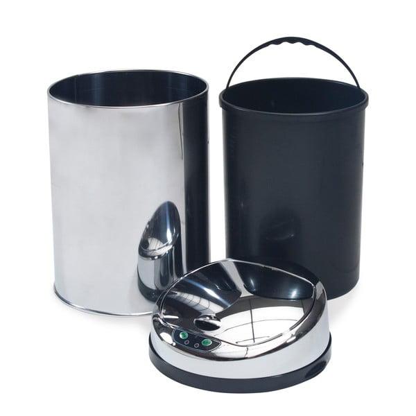 Samootvírací odpadkový koš Basura