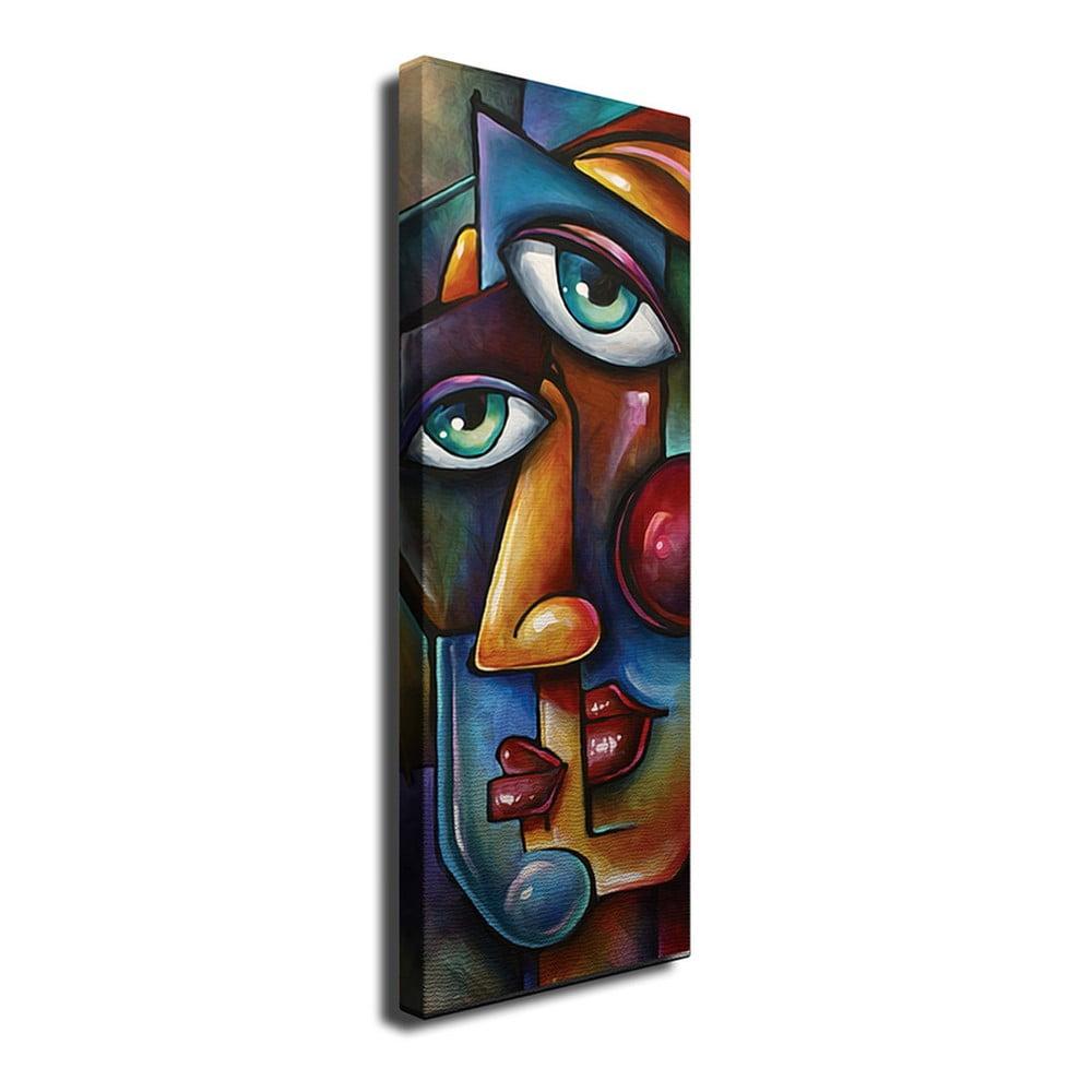Obraz na plátně Alina, 30 x 80 cm
