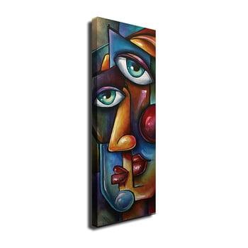 Tablou pe pânză Alina, 30 x 80 cm imagine