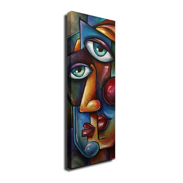 Obraz na płótnie Alina, 30x80 cm
