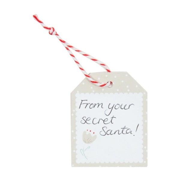 Vánoční jmenovky na dárky Busy B