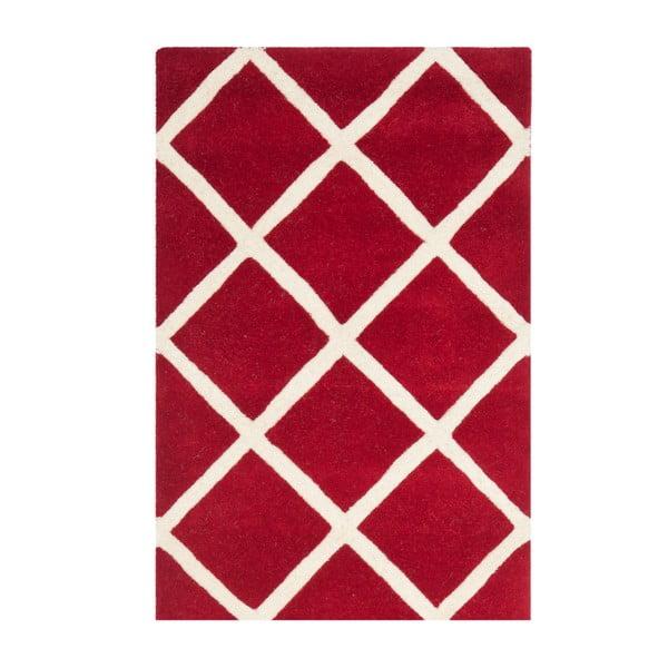 Vlněný koberec Eliza Hand, 121x182 cm