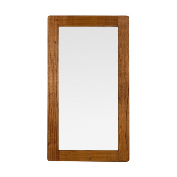 Nástěnné zrcadlo ze dřeva mindi Moycor Flash