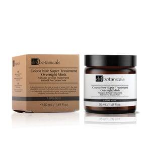 Mască piele Dr. Botanicals Coco Noir Super Treatment Overnight