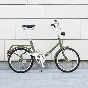 Skládací kolo Dude Bike Top, zelené