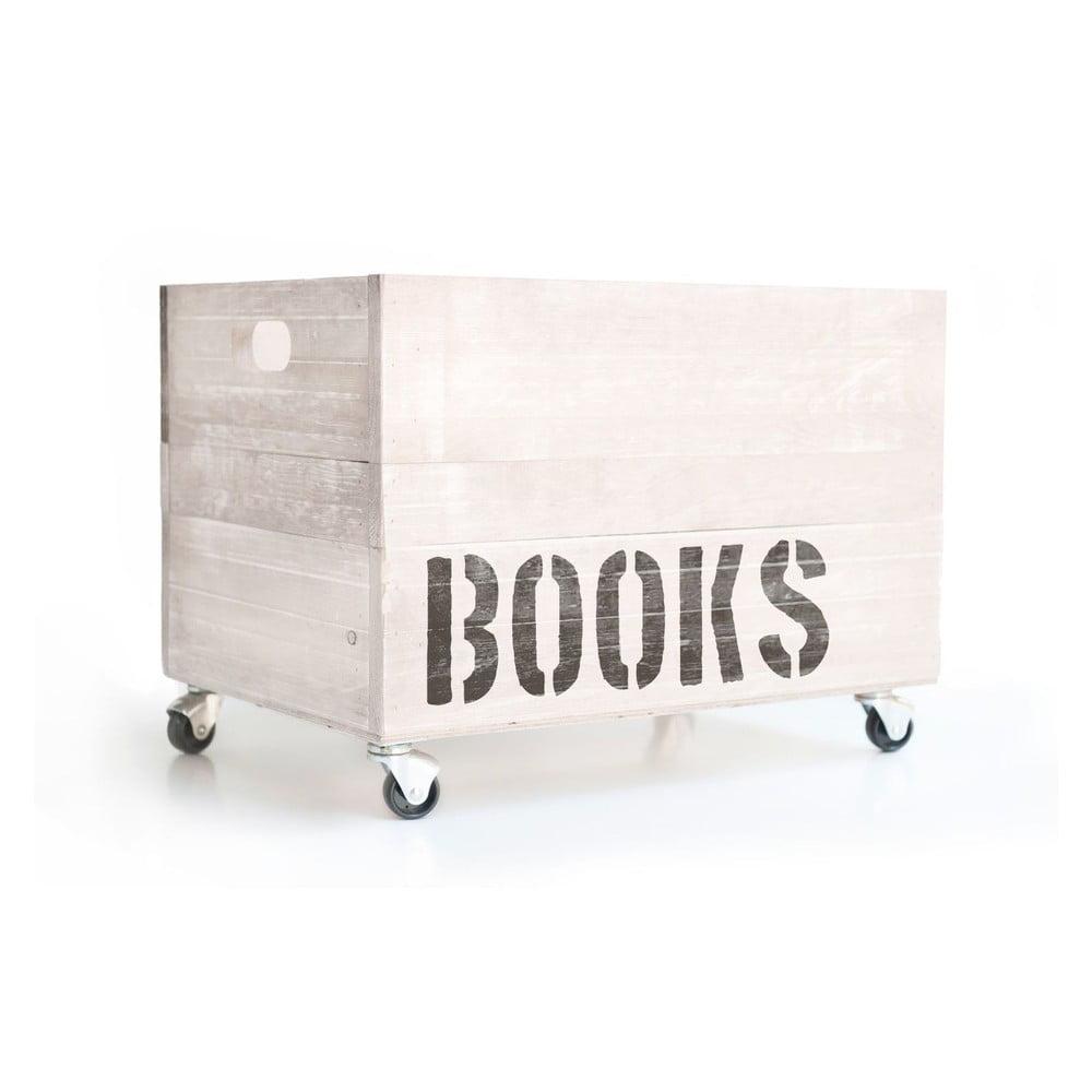 Pojízdný box Stories Books
