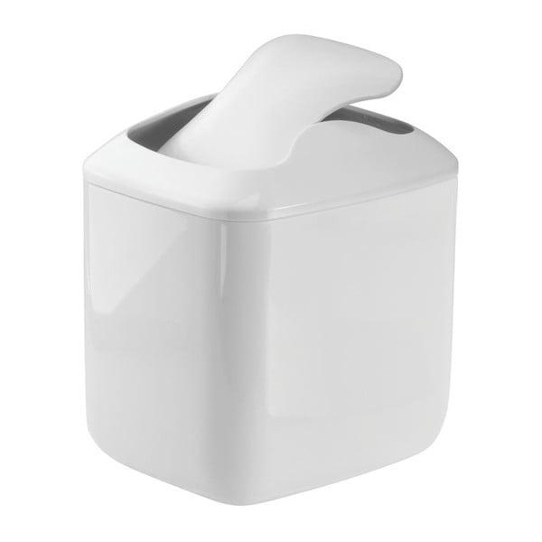 Biely odpadkový kôš iDesign Una