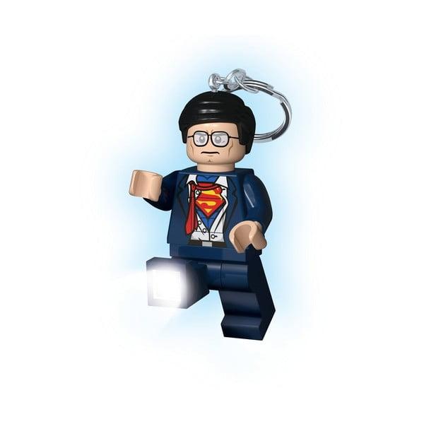 Świecący brelok na klucze LEGO® Clark Kent